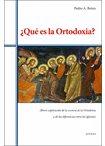 Que es la Ortodoxia? Τι Είναι Ορθοδοξία (Ισπανικά)
